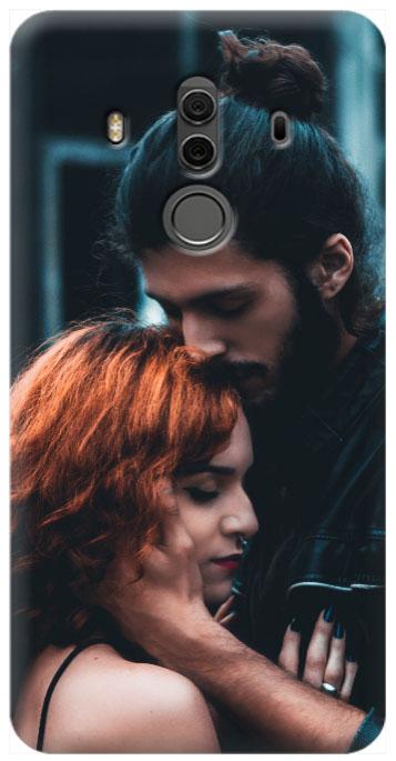 Mate 10 Pro cover personalizzata con foto
