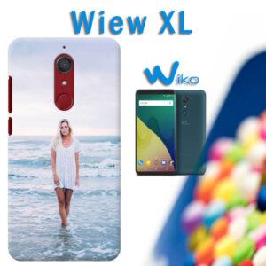 cover personalizzata Wiko view XL