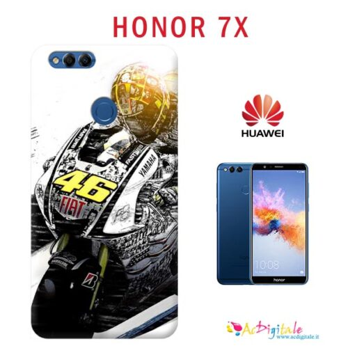 cover personalizzata Honor 7x