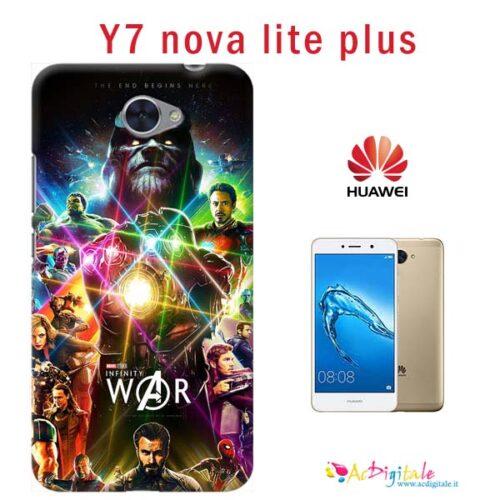 cover personalizzata Y7 nova lite plus