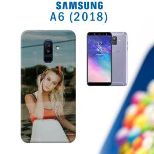 cover personalizzata galaxy A6 2018