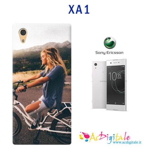 cover personalizzata sony XA1