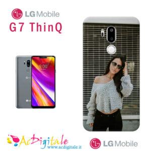 cover personalizzata per lg G7 ThingQ