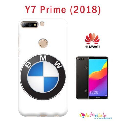 cover personalizzata per Y7 prime 2018