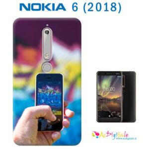 Cover personalizzata Nokia 6