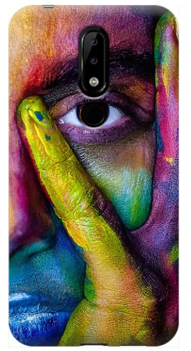 cover per nokia personalizzata coloratissima