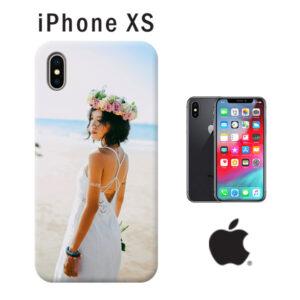 iPhone Xs cover personalizzata Morbida