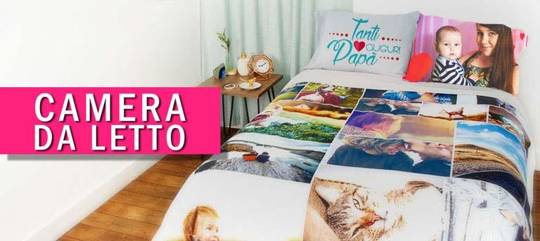 biancheria da letto personalizzata e lenzuola personalizzate
