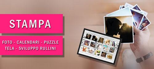 acquista online la stampa di foto, stampe su tela e calendari personalizzati