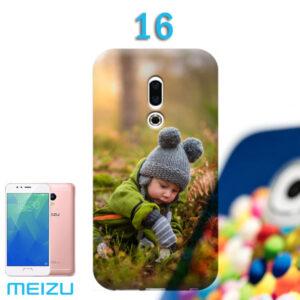 cover con foto meizu 16