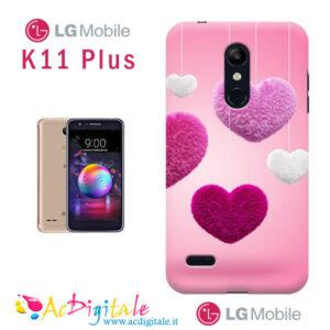 cover personalizzata lg k11 plus
