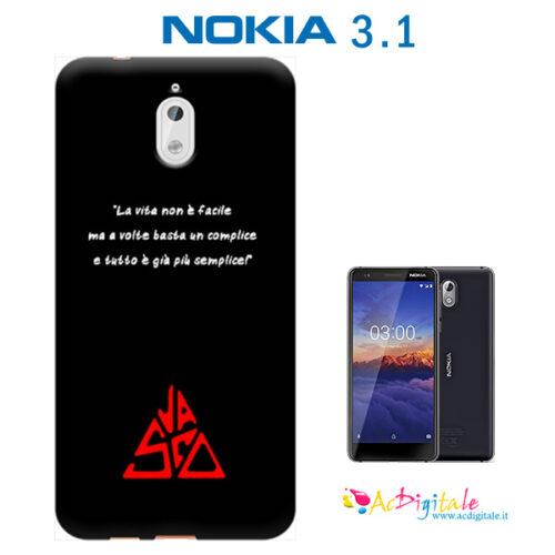 cover personalizzata Nokia 3.1