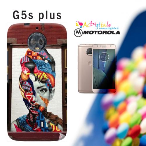 cover personalizzata Moto G5s plus
