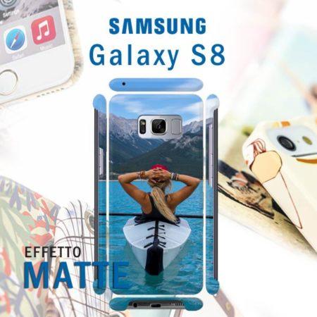 cover personalizzata galaxy S8 rigida con stampa 3d