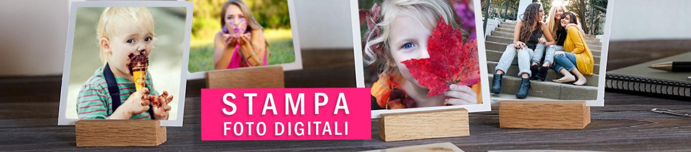 prodotti personalizzati per stampa foto digitali online