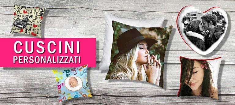 crea e acquista online cuscini personalizzati con le tue foto