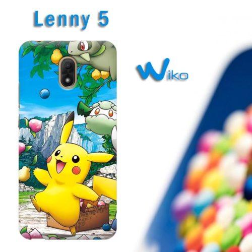 cover morbida personalizzata per Wiko Lenny 5