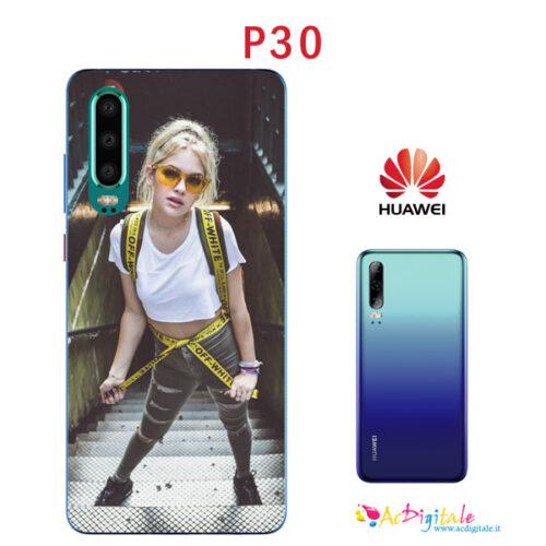 cover personalizzata huawei P30