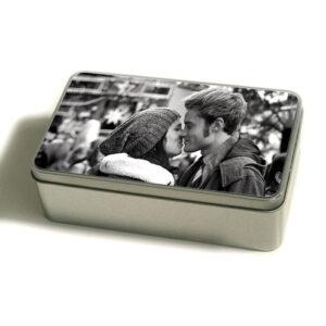 scatola personalizzata latta
