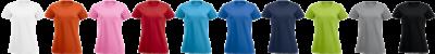 colori t-shirt personalizzate donna Fashion