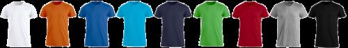 Colorazione magliette premium personalizzate