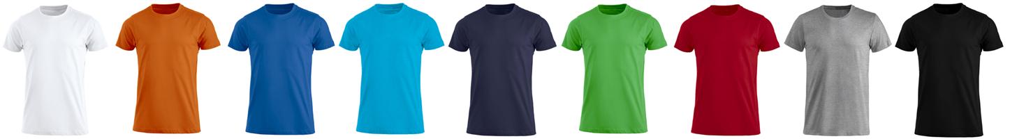 Colorazione magliette premium