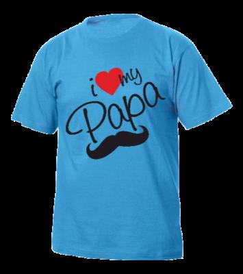crea una t-shirt personalizzata per il tuo papà