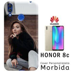 Cover personalizzata per huawei honor 8c