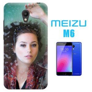 acquista la tua cover morbida personalizzata per Meizu M6
