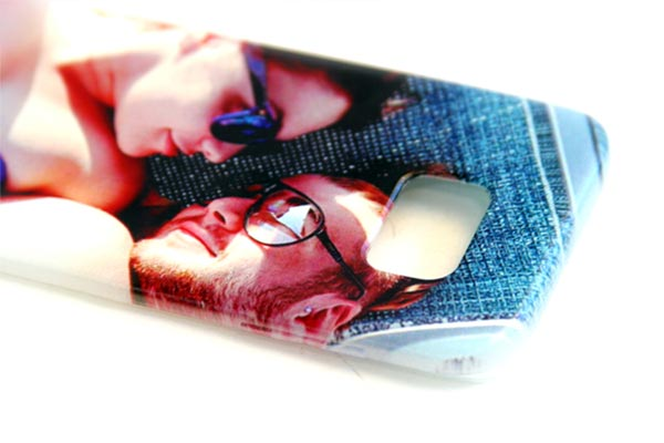 Cover personalizzate morbide iphone e galaxy