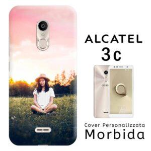 Crea cover personalizzata alcatel 3c