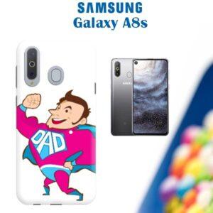 cover personalizzata Galaxy A8s