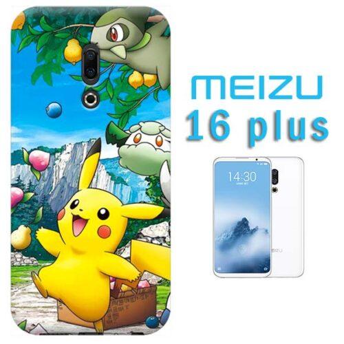 cover personalizzata per Meizu 16 plus