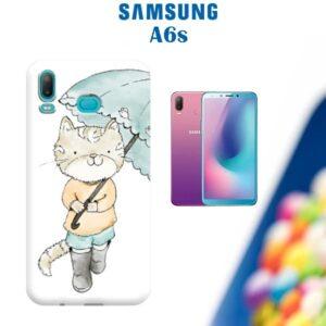 cover personalizzata galaxy A6s