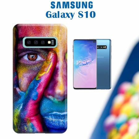 crea cover personalizzata galaxy S10