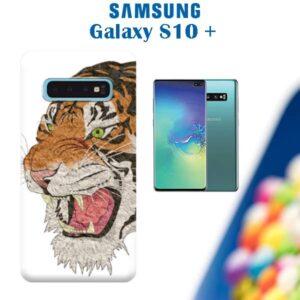 cover morbida personalizzata galaxy S10+