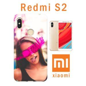 crea e acquista online cover personalizzata redmi S2