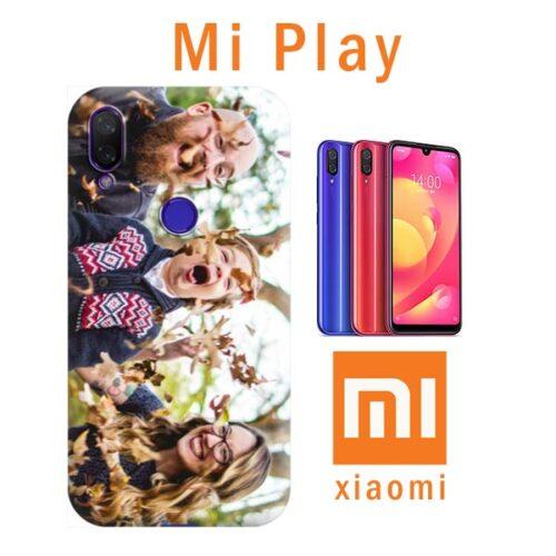 crea cover morida personalizzata per Xiaomi Mi play