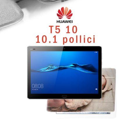 crea online smart cover personalizzata Huawei mediapad T5