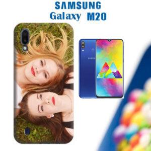 crea e acquista online una cover morbida personalizzata per galaxy m20