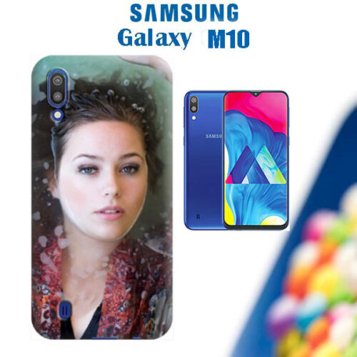 cover personalizzata galaxy M10