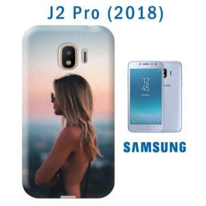 cover personalizzata J2 Pro (2018)