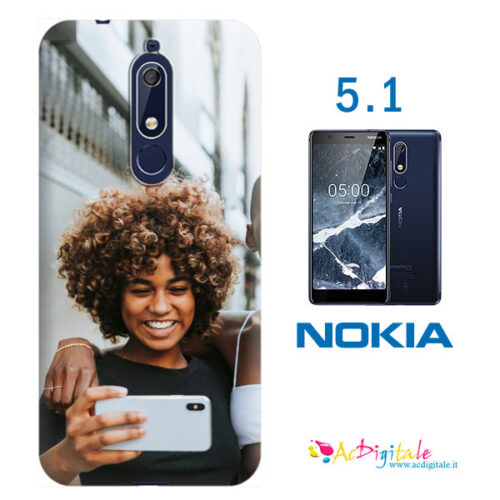 cover personalizzata Nokia 5.1