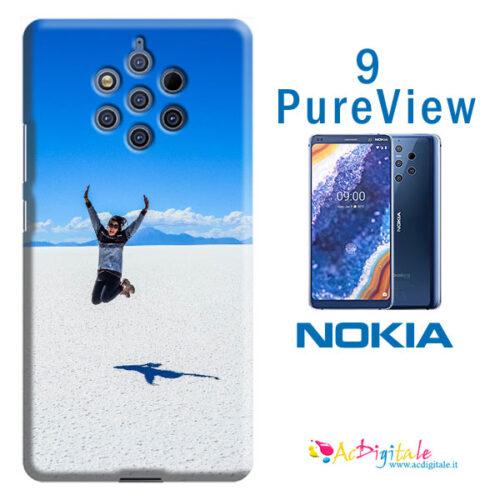 cover personalizzata nokia 9 PureView