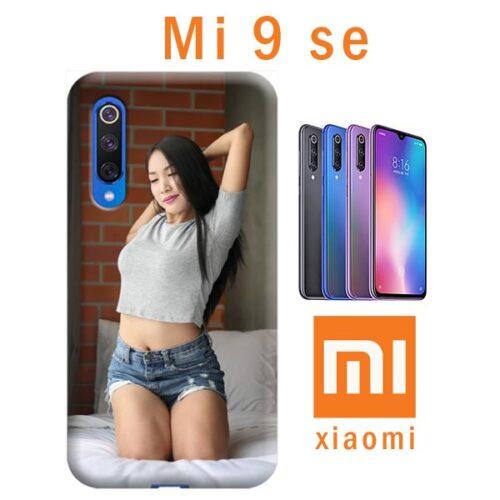 cover personalizzata per Xiomi Mi 9 se