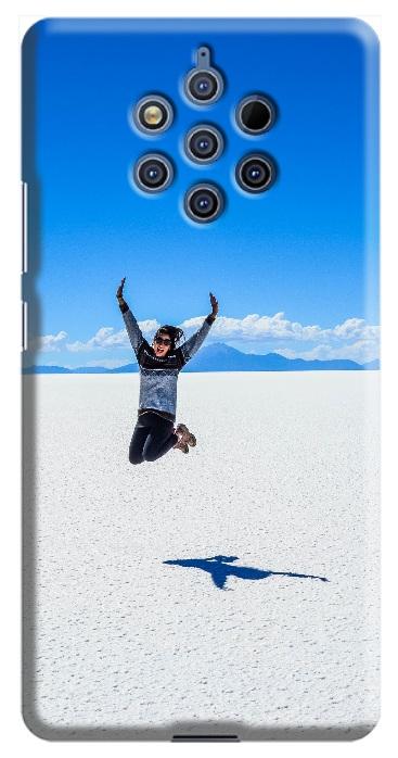 cover morbida personalizzata per Nokia 9 Pure View