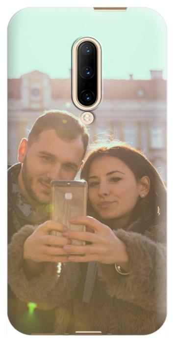 cover con foto coppia per Oneplus 7 pro