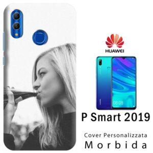 cover personalizzate per Huawei P smart 2019 morbide