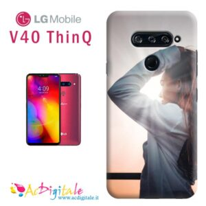 Cover personalizzate per LG V40 ThinQ