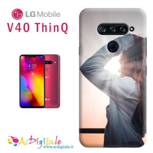 Cover personalizzate per LG V40 ThinQ